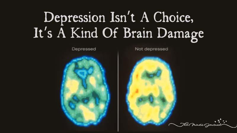Cum pot afecta creierul depresiile netratate?
